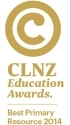 Best primary resource at the CLNZ Education Awards 2014