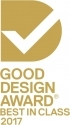 Overall category winner for Communication Design in the Australian Good Design Awards 2017