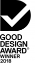 Winner in the Social Impact category at the Australian Good Design Awards 2018
